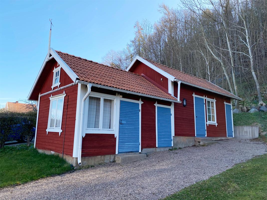 Uthus Berghem